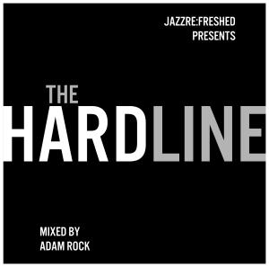 JRF THE HARDLINE DJ Adam Rock