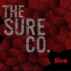 THE SURE CO cover artwork x