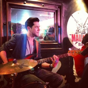 Bass maestro Alex Bonfanti