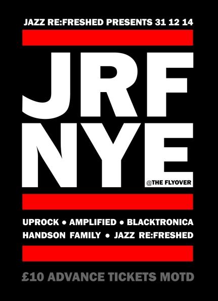 JRF NYE